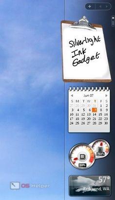Sidebar.exe в Windows