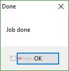 Job Done