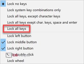 Уровни в Kid Key Lock