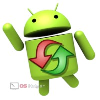 Иконка перезагрузки Андроид