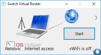 Switch Virtual Router