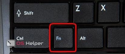 Кнопка Fn