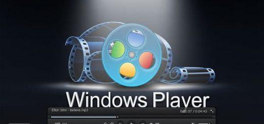 Windows Media Playeer