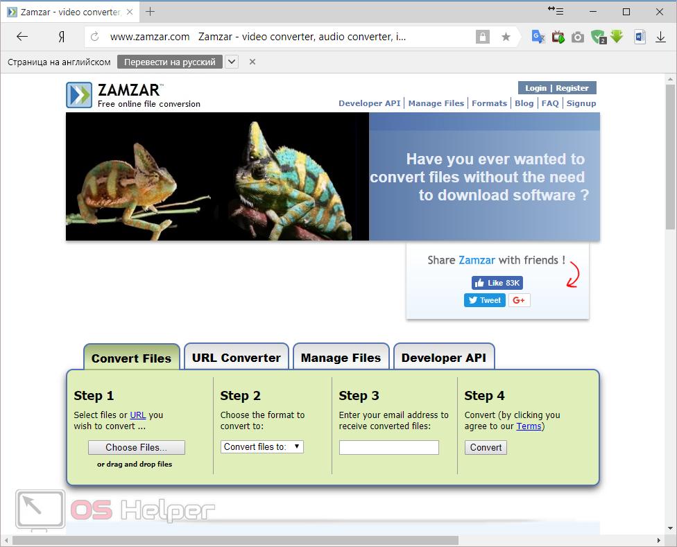 ZamZar.com