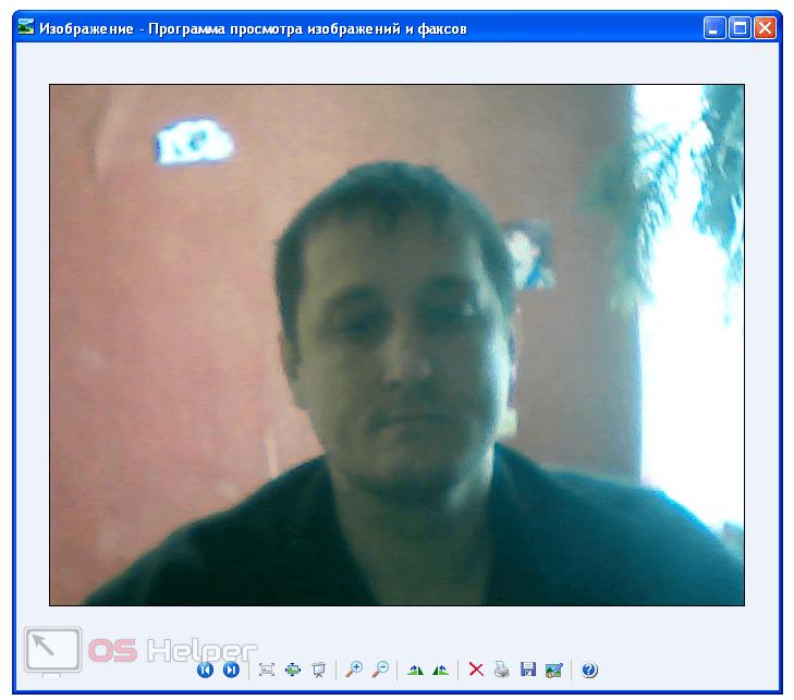 Готовый снимок с Windows XP