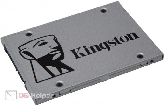 Kingston A400SA400S37