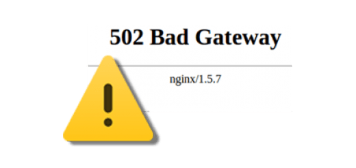 NGINX HTTP CODE 502 - How to Fix a 502 Bad Gateway Error in