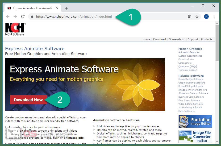 Загрузка исполняемого файла программы