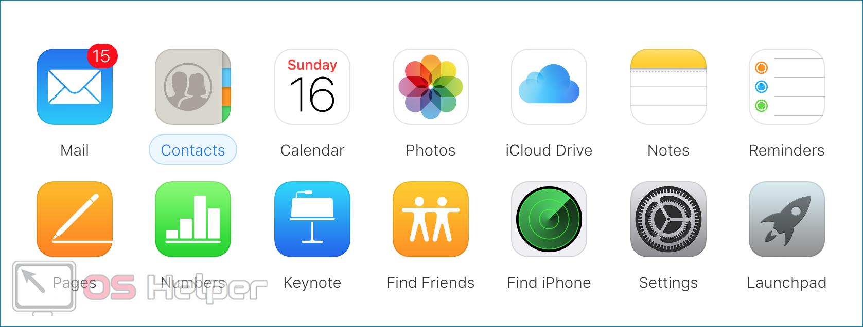Для чего нужен профиль в iCloud
