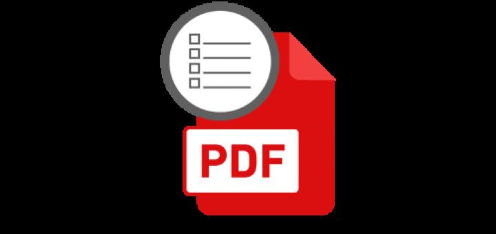 Как в PDF замазать текст