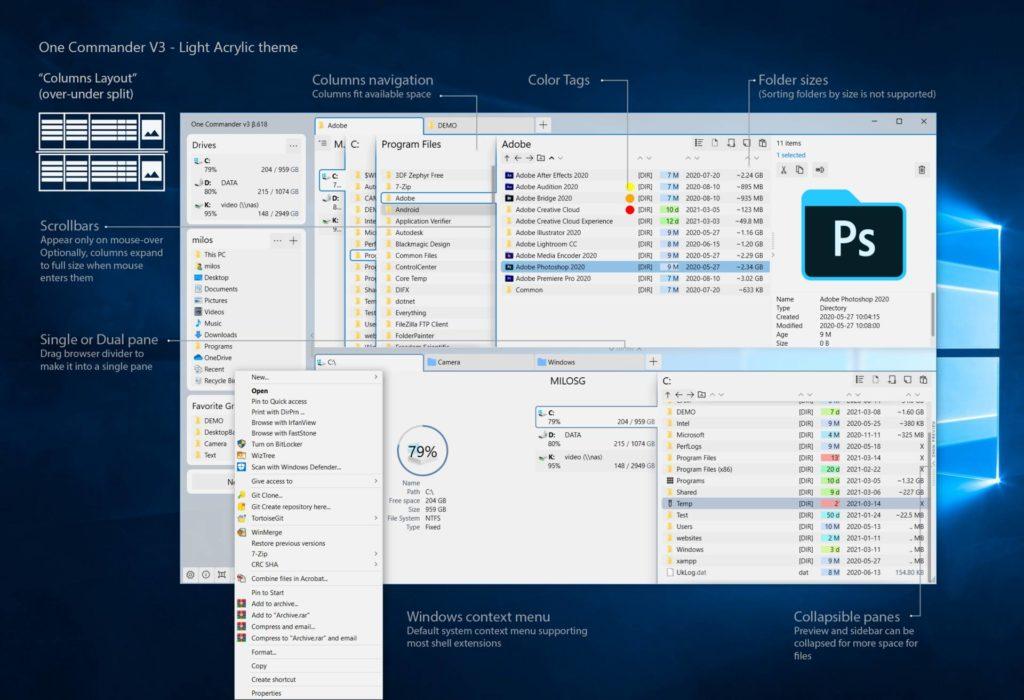 ТОП-5 альтернатив «Проводнику» В Windows